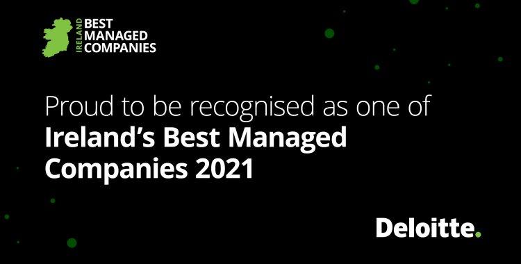 deloitte, best managed companies,