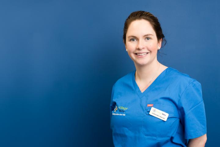 Aoibheann Canavan veterinary surgeon