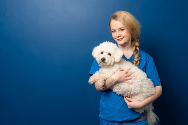 Laura Patton , dundrum vets staff