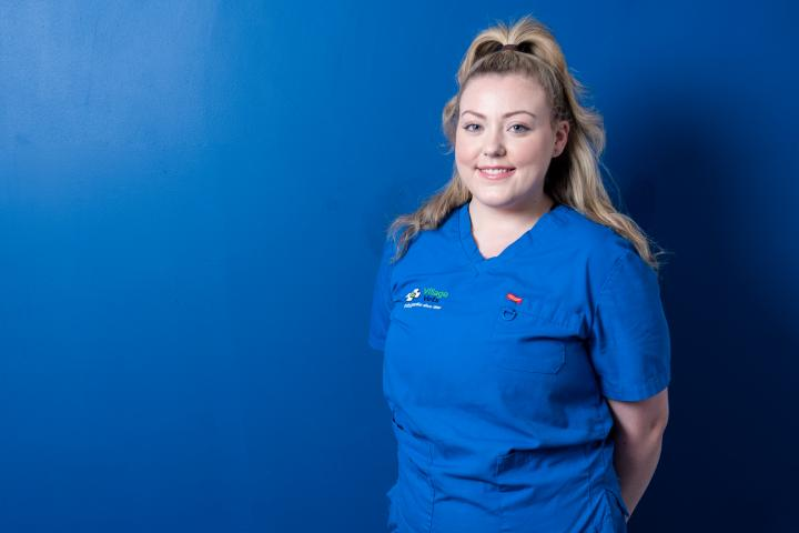 rachel sythes, village vets coolock