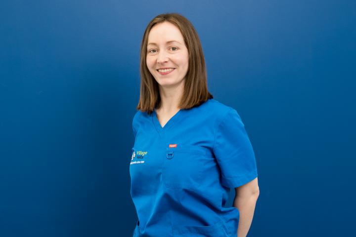 Siobhan Mc Loughlin veterinary nurse